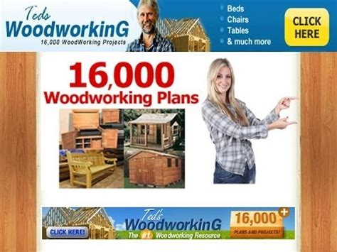 teds woodworking review home freecycle