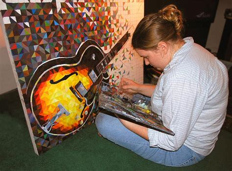 spray painting your guitar paint your guitar