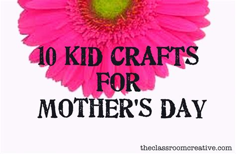 mothers day crafts for mothers day crafts free large images