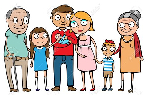 big family clipart clipartxtras