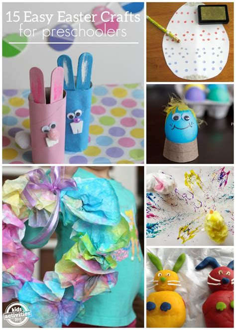 easter crafts for on modal title