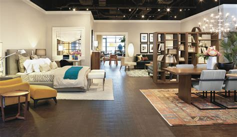 home store room design downtown chicago modern furniture store room board