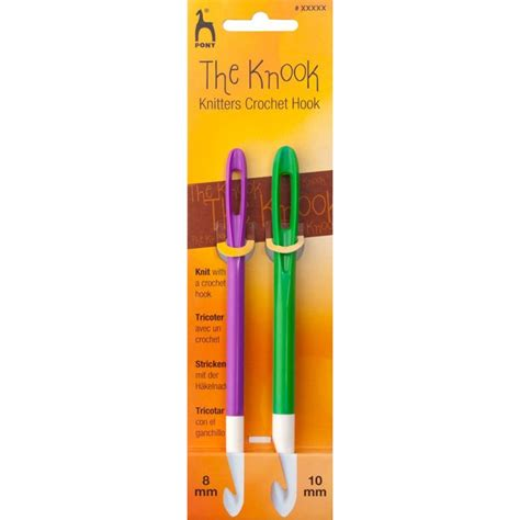 knit with crochet hook knook knooking crochet hook the knook pony las tijeras m 225 gicas