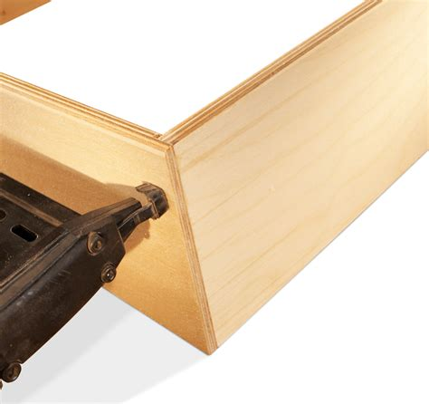 woodworking drawers fast and easy drawer boxes popular woodworking magazine
