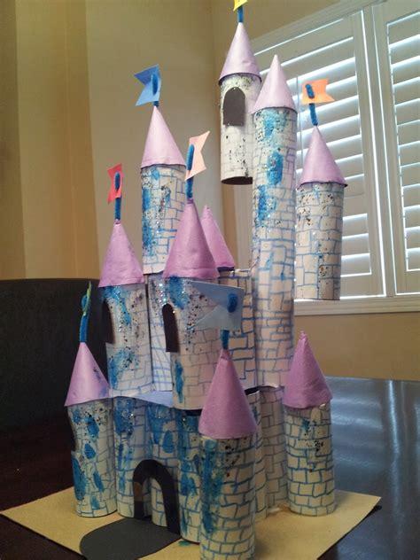 castle crafts for townhome cinderella castle craft