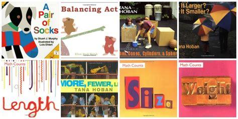 measurement picture books math picture books for preschool