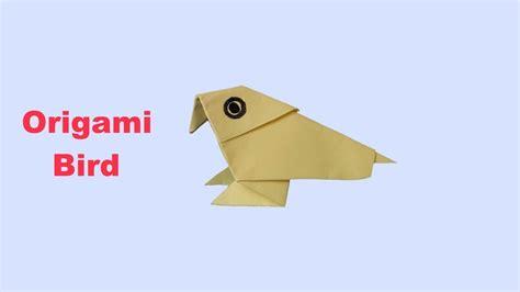 simple origami bird origami bird easy origami my crafts and diy