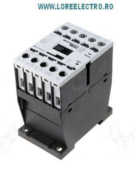 Motor 220v 3kw Pret by Dilm7 01 24v50hz Contactor 7a Moeller 3kw 400v
