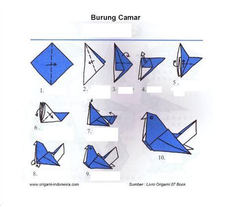 origami bird origami bird diy