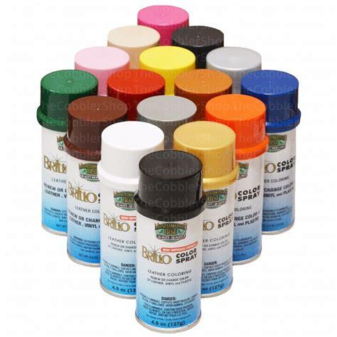 spray painting vinyl meltonian nu brillo color spray leather vinyl paint