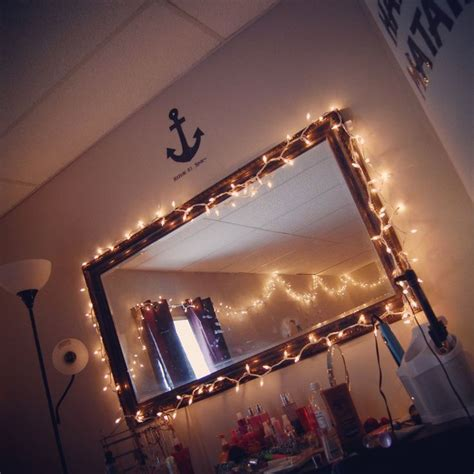 bedroom mirrors with lights room mirror with lights around them