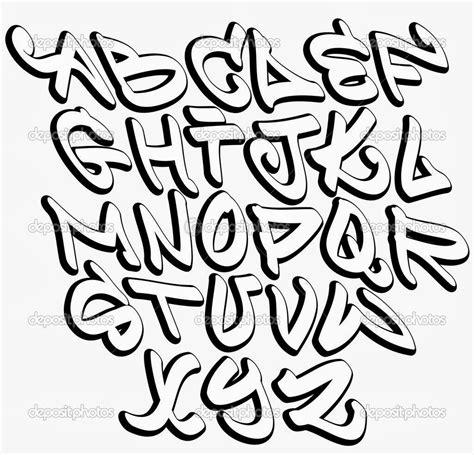 cool spray paint font graffitie alphabet graffiti fonts