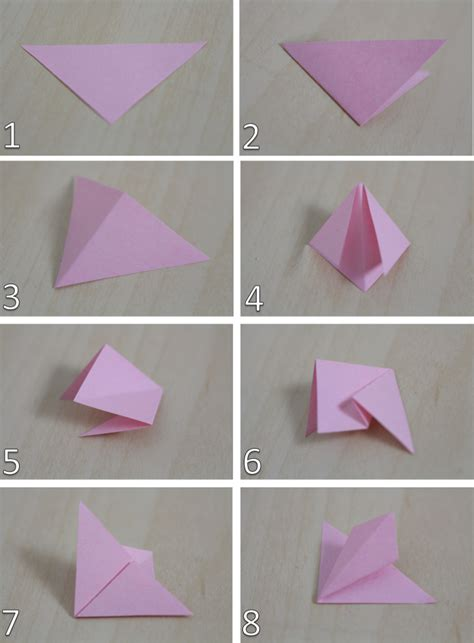 origami mothers day nevena krstic diy origami s day card