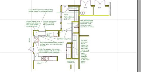 how to make a computer generated floor plan designs plans carpenter construction