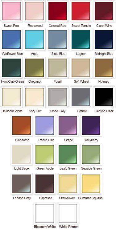 paint colors rustoleum oregano color chart rustoleum american accents satin