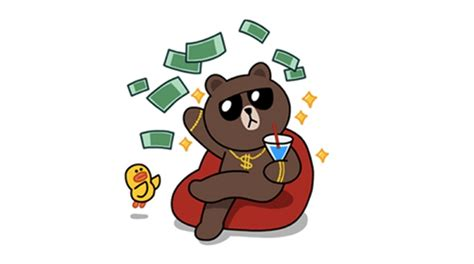line sticker how doodling can make you a millionaire with line