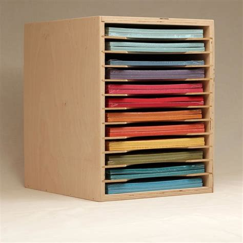 12x12 craft paper storage 1000 images about paper storage on paper