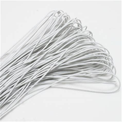 rubber sting elastic string rubber string elastic rubber and polyester