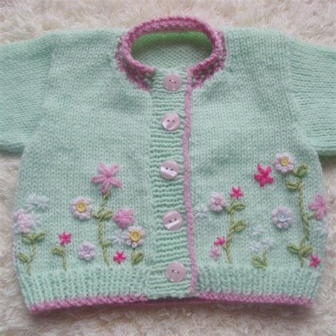 my knits 1000 images about embroidery on knitted baby sweaters on