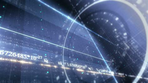 Blueprint Symbols science background stock footage video shutterstock