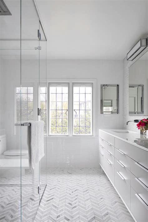 modern bathroom flooring chevron shower floor contemporary bathroom clean