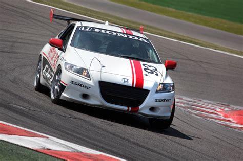 Honda Crz Hpd by Hpd Honda Cr Z Racer Hybrid