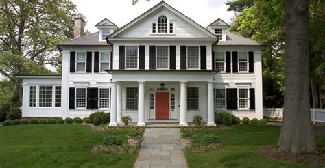 federal style house what s that house a guide to federal style homes porch advice