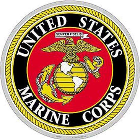 us corps al s army navy 12 inch usmc logo decal