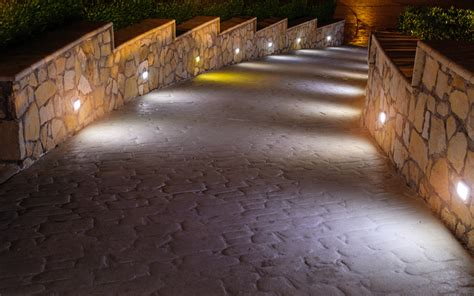 landscape path lighting 15 stylish landscape lighting ideas garden club