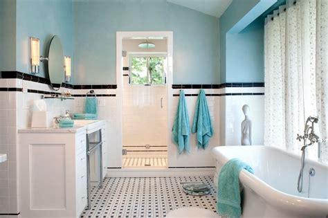 bathroom ideas blue and white blue and white subway tile bathroom bathroom decor ideas
