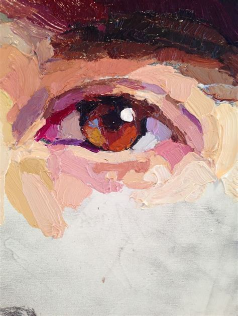 acrylic paint eye 25 best ideas about eye painting on realistic