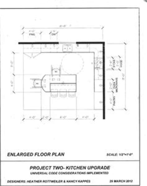 how to draft a floor plan 1000 images about kitchen floorplans on