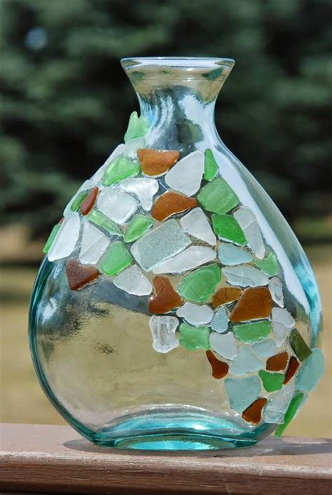 Craft With Sea Glass Creative And Craft Ideas