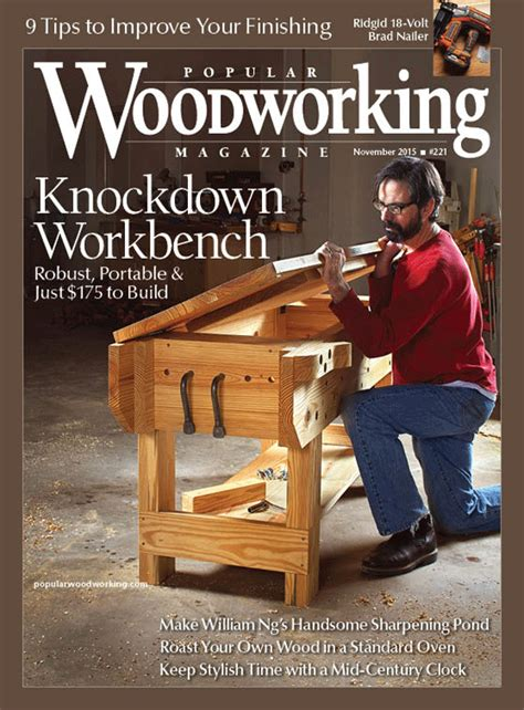 popular woodworking subscription cheap simple portable yes another workbench
