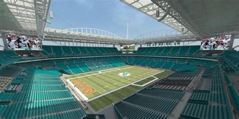 rock garden supper club sunlife stadium s new roof in 2016 will offer shade for 92