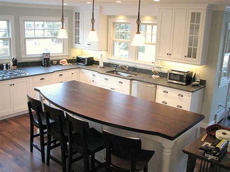 granite kitchen islands kitchen island countertop overhang portable kitchen