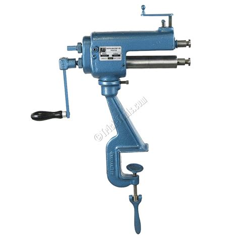 Pexto 622 Rotary Machine Bead Roller Hvac Sheet Metal