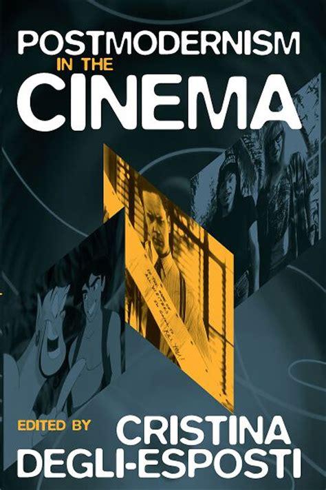 Berghahn Books Postmodernism In The Cinema