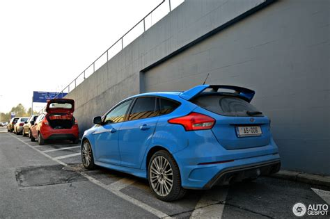 2015 Ford Focus Rs by Ford Focus Rs 2015 18 January 2017 Autogespot