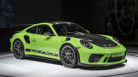 Porsche 911 Gt3 by Porsche Adds To 911 Gt3 Family With Less