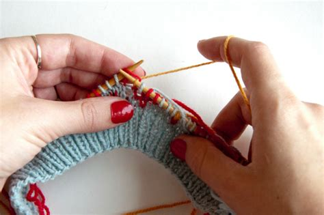 how does it take to learn to knit how to read knitting patterns