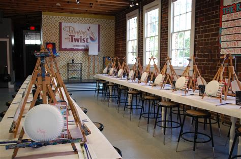 paint with a twist san marco 904 happy hour article a well spent painting
