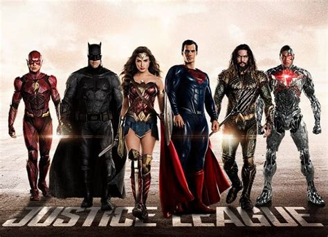 justice league new justice league poster brings back superman