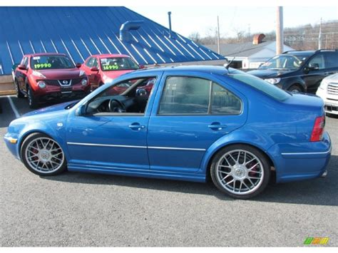 2004 Volkswagen Jetta Gli by Blue Lagoon Metallic 2004 Volkswagen Jetta Gli 1 8t Sedan