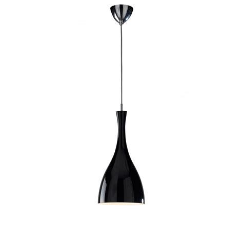 black pendant light tone modern black ceiling pendant light on a wire