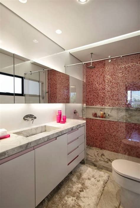 150 banheiros decorados fotos modelos banheiros bem decorados de 50 modelos para te inspirar