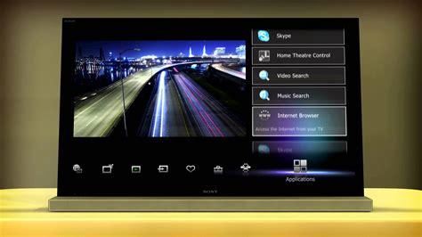 net tv sony tv web browser
