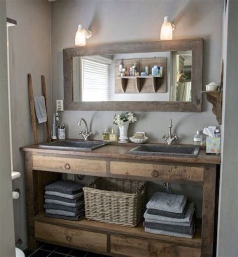 Rustic Spa Bathroom by 25 Best Ideas About Small Rustic Bathrooms On