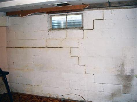 sealing cracks in basement walls basement flooding from snow melt