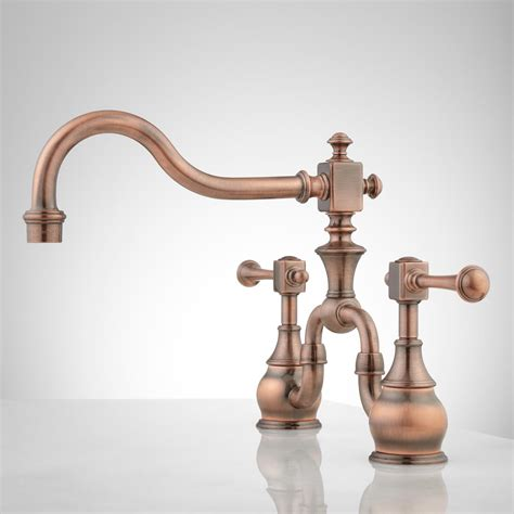 antique copper kitchen faucets copper kitchen faucet stainless steel kitchen faucets vintage bridge kitchen faucet kitchen